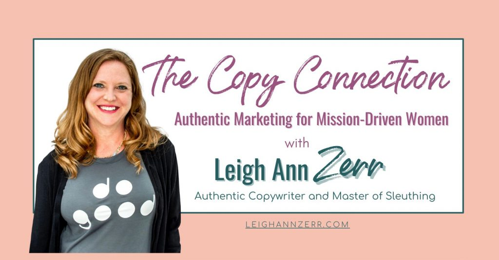 Join The Copy Connection Facebook Community